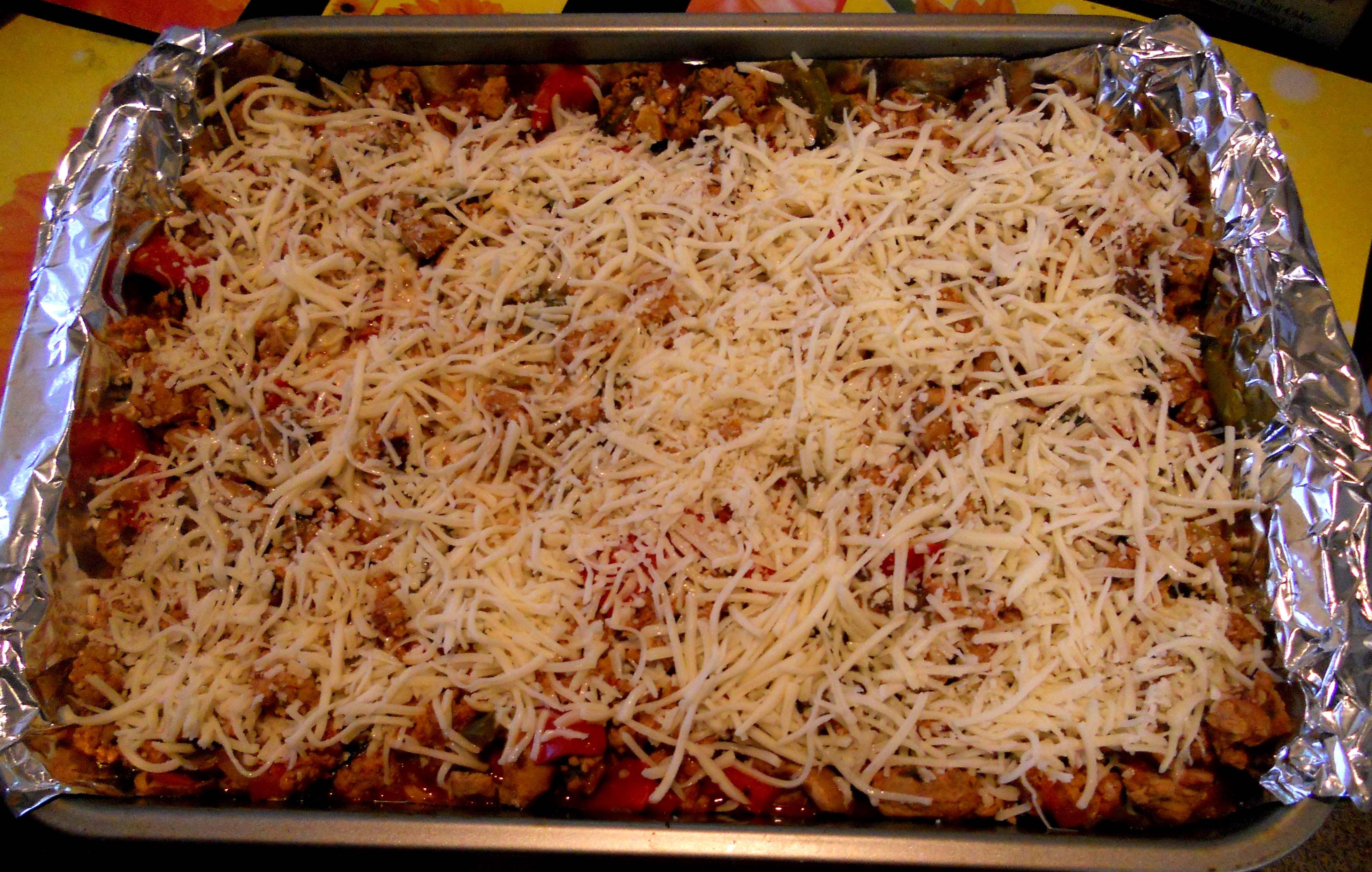 Turkey and Noodle Casserole - The Saffron Platter