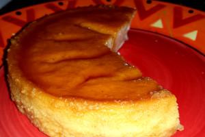 Caramel Custard (10)