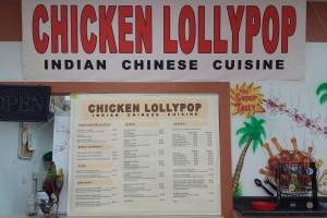 Chicken Lollypop