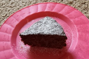 cake with a flat surface 9