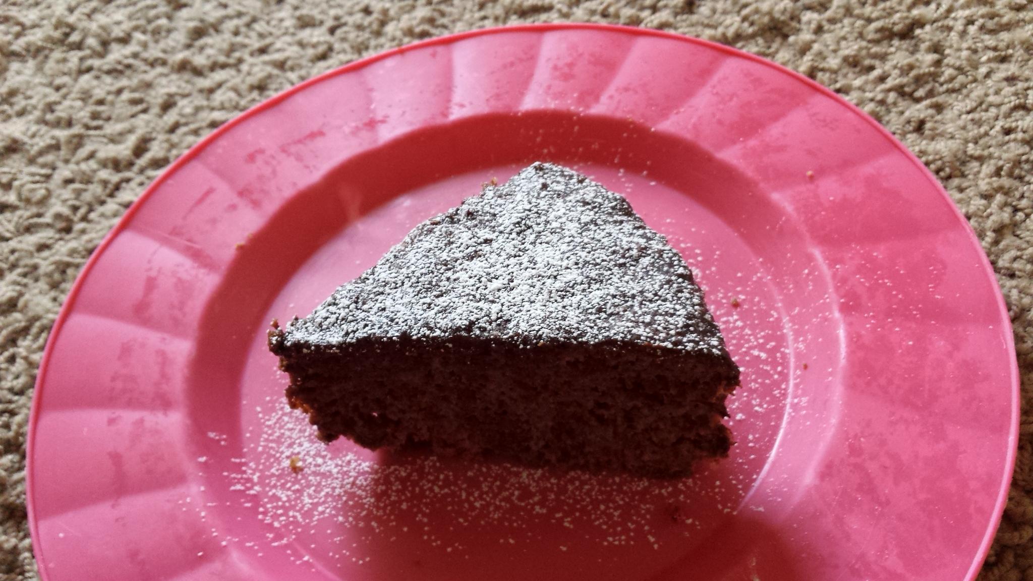 how to make a cake rise flat